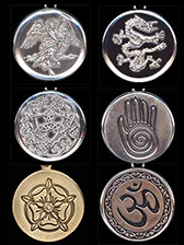 Quick Silver Medallions